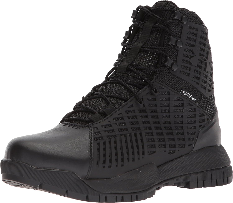 Under Armour Girl's Stryker Waterproof Sneaker: Shoes