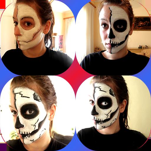 Halloween Makeup Tuto]()