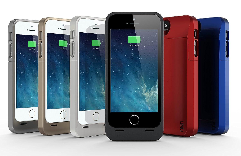 uNu DX-2300 - Carcasa con batería para iPhone 5 y 5S (con ...