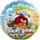 Angry Birds Foil Mylar Balloon (1ct)