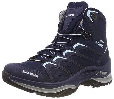 Lowa Women s s Innox GTX MID W High Rise Hiking Boots Blue (Navy Eisblau  6917 e44aa6931d88