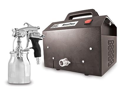 Earlex 0HV6003PUS Spray Port 6003 HVLP Sprayer with Pressure Feed Pro 8  Spray Gun