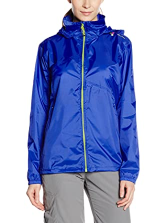 Peak Mountain Chaqueta Cortavientos Ara Azul S: Amazon.es ...