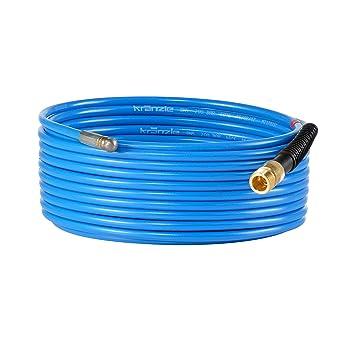 Kranzle 41 058 Tuyau Déboucheur De Canalisation Bleu 15m Amazon Fr