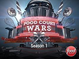 Food Court Wars Season 1