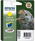 Epson C13T07944010 - Cartucho de tinta, amarillo