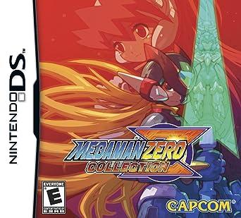 Amazon Com Mega Man Zero Collection Nintendo Ds Video Games