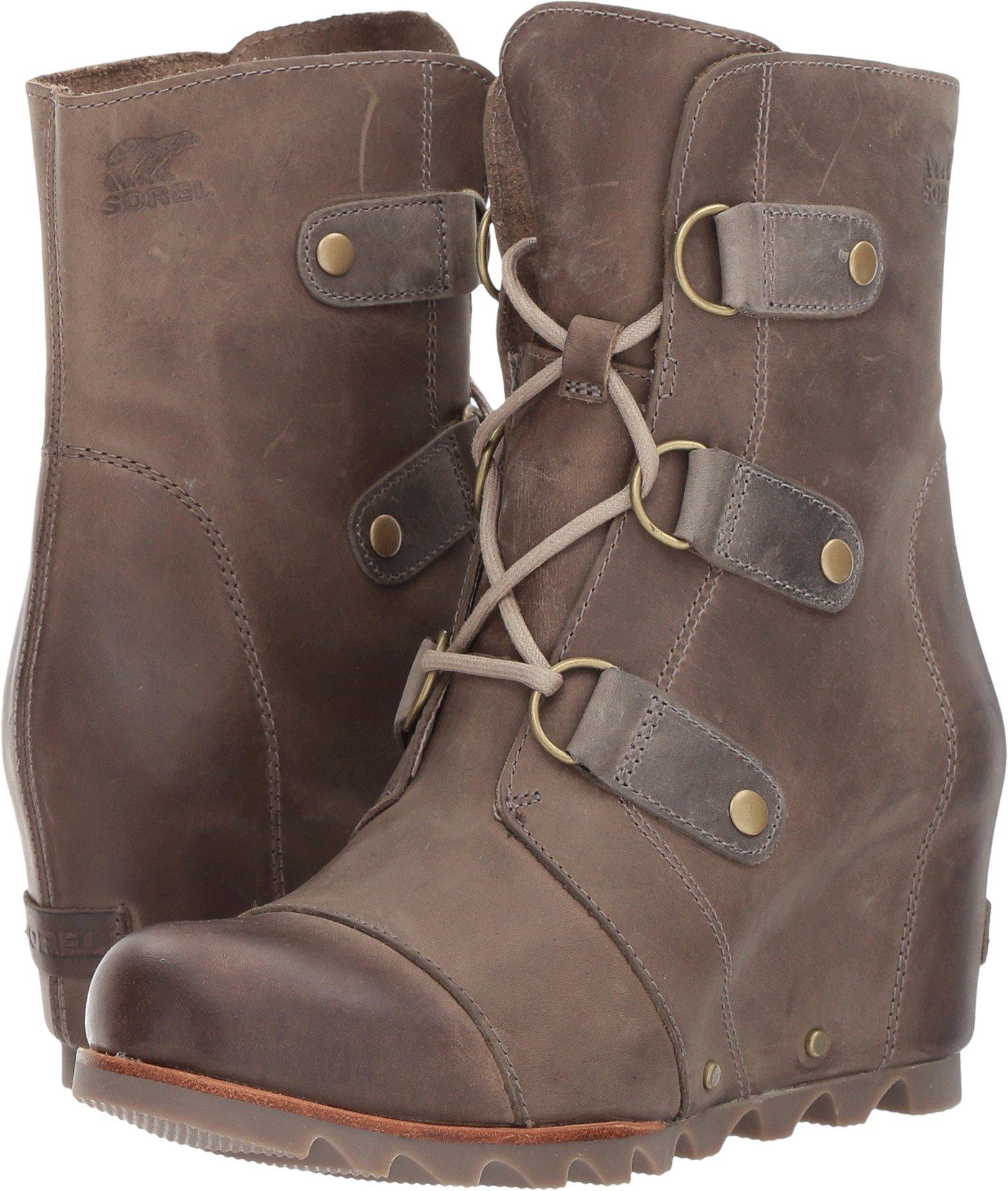 Sorel Women's Joan of Arctic Wedge Boots, Kettle, 10 B(M) US