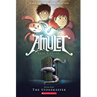 The Stonekeeper (Amulet Book 1)