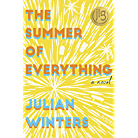 The Summer of Everything book cover