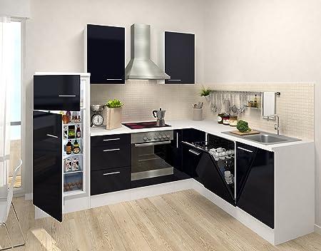 respekta Premium L - Bloque de Cocina (260 x 200 cm Blanco ...