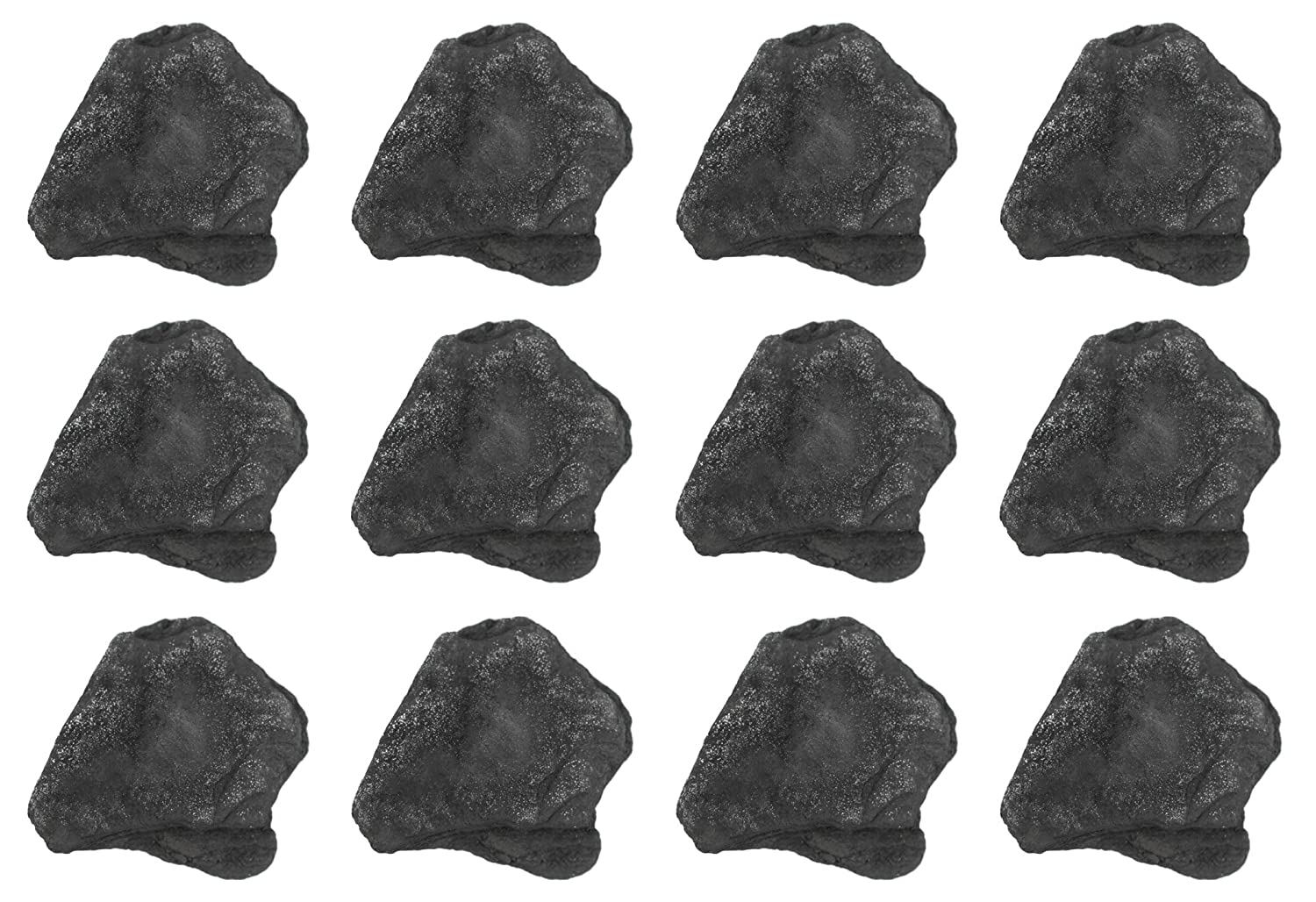 Great for Science Classrooms Geologist Selected /& Hand Processed 1 Metamorphic Rock Specimens Approx 6PK Raw Anthracite Coal Eisco Labs Class Pack