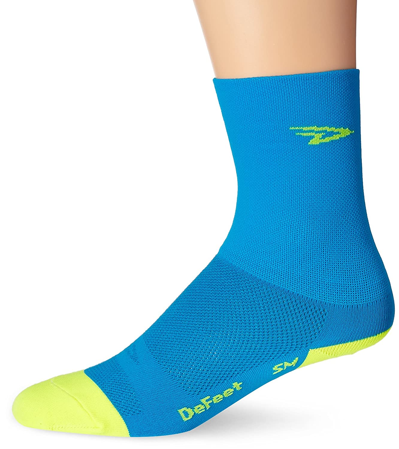 Direct AIRTHVY301 DeFeet Aireator 5 D-Logo Double Layer Cuff Socks Pro-Motion Distributing
