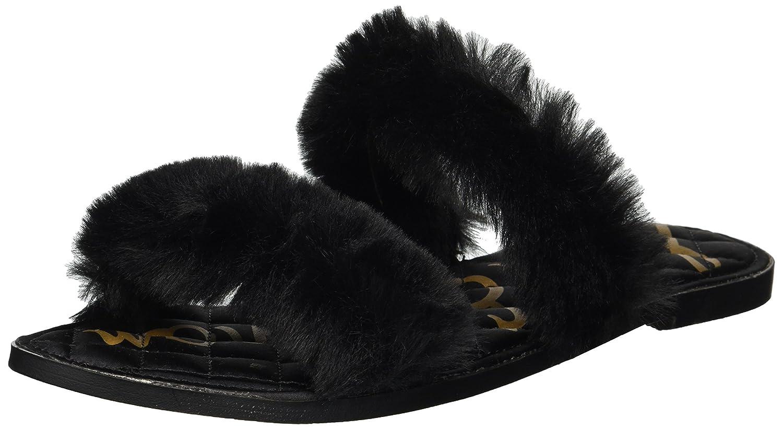 Sam Edelman Women's Griselda Slide Sandal B07BRCWK27 9.5 B(M) US|Black