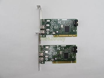 Amazon.com: Lot de 2 Dell y9457 Dual Port IEEE 1394 a PCI ...