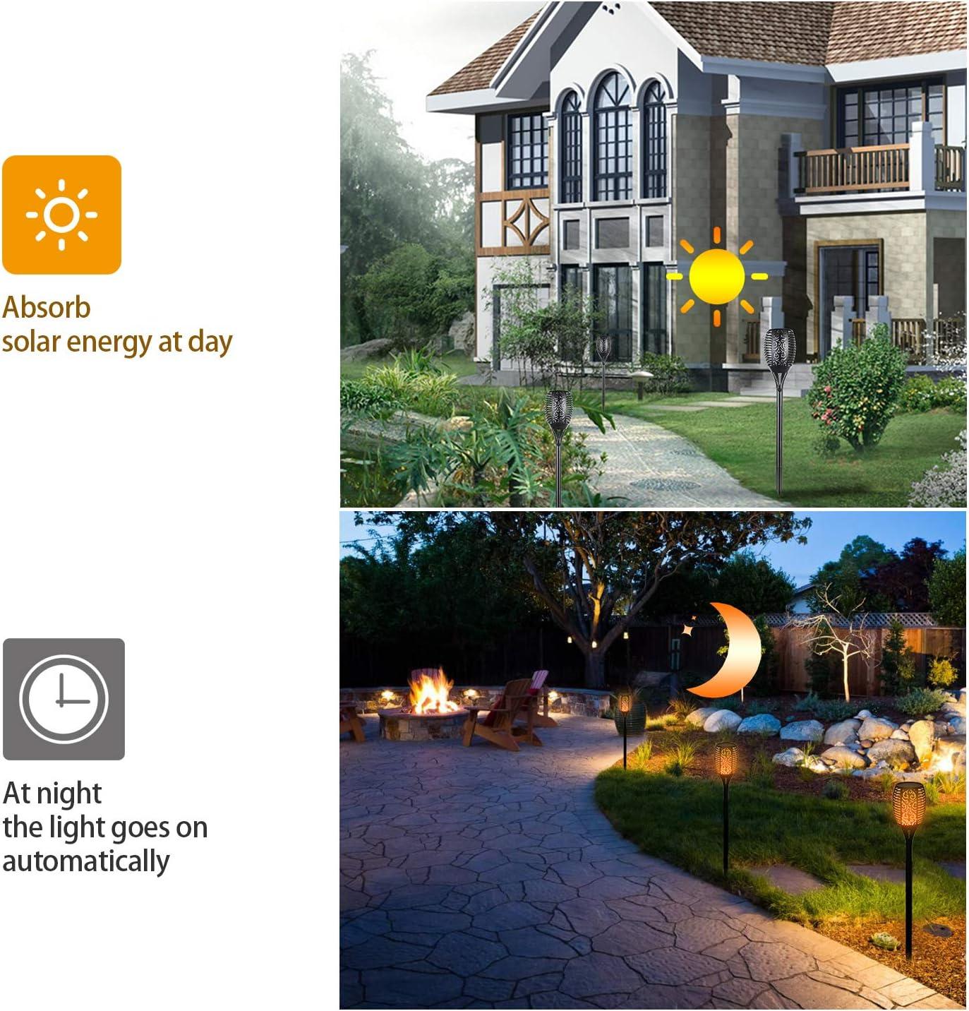 gaixample.org Outdoor Lighting Lighting Deckey Solar Lights ...