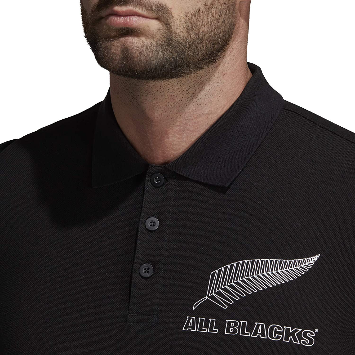 adidas Polo All Blacks: Amazon.es: Deportes y aire libre