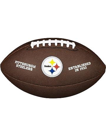 4c68aa039d Wilson Pittsburgh Steelers - Balón de fútbol Oficial