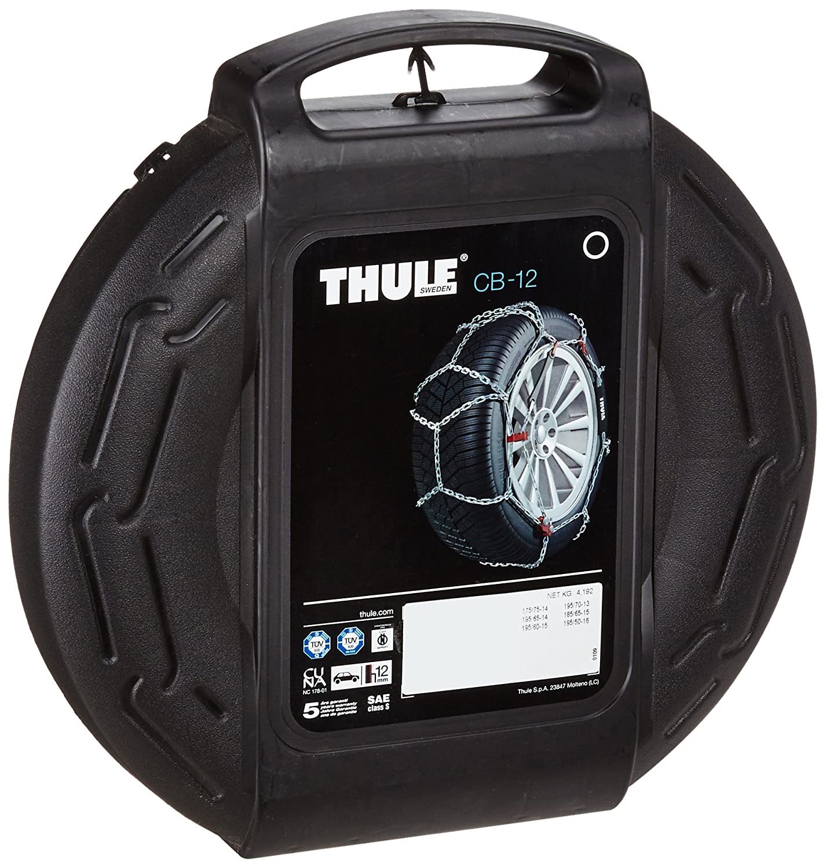 THULE CB-12 2001221070 Schneeketten Kettengr/ö/ße 070 MAX 12 mm