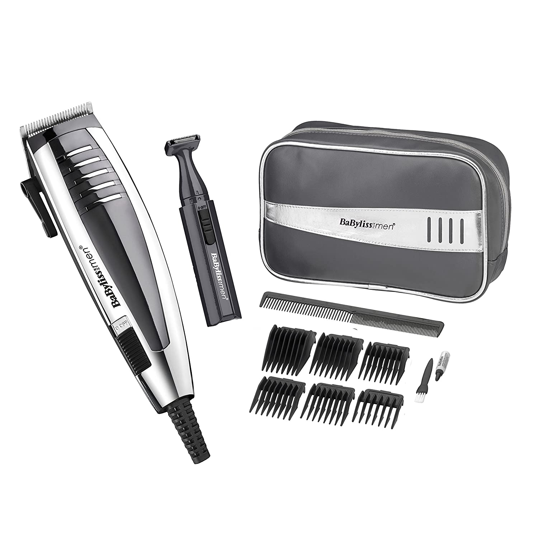 BaByliss Professional Hair Clipper Gift Set for Men Conair Group 7448BGU