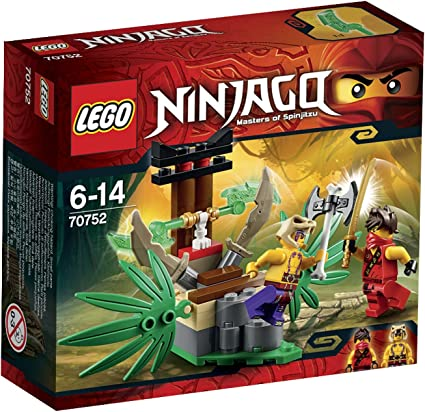 LEGO Japan Ninja Go Analogue Computer Jungle Trap 70752AF27