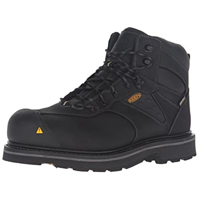 Keen Utility Men's Tacoma Waterproof Work Boot   Industrial & Construction Boots