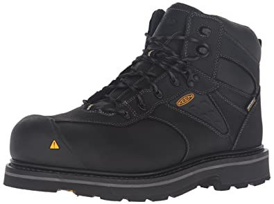8160b3949e7c Keen Utility Men s Tacoma Waterproof Work Boot