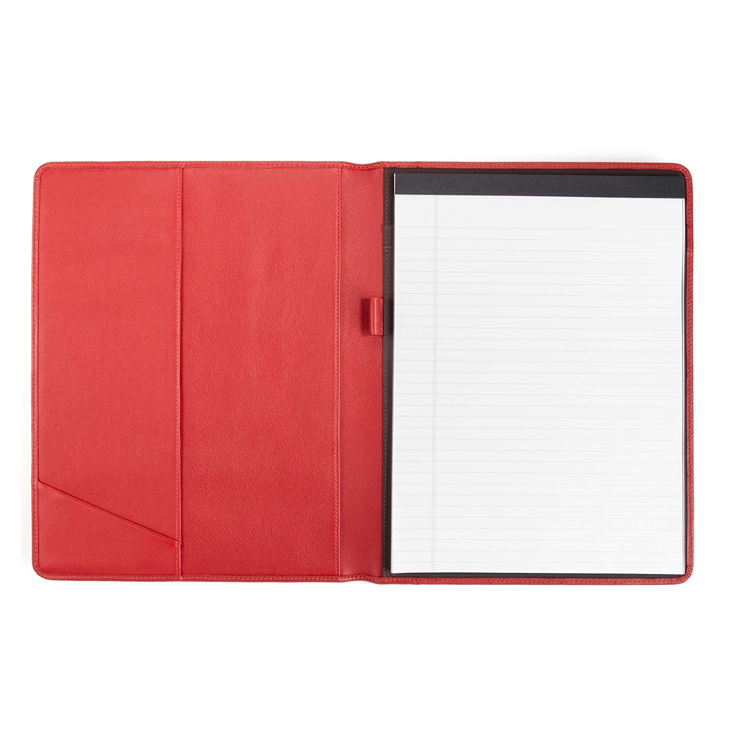 Leather Resume Portfolio Staples Eliolera Com
