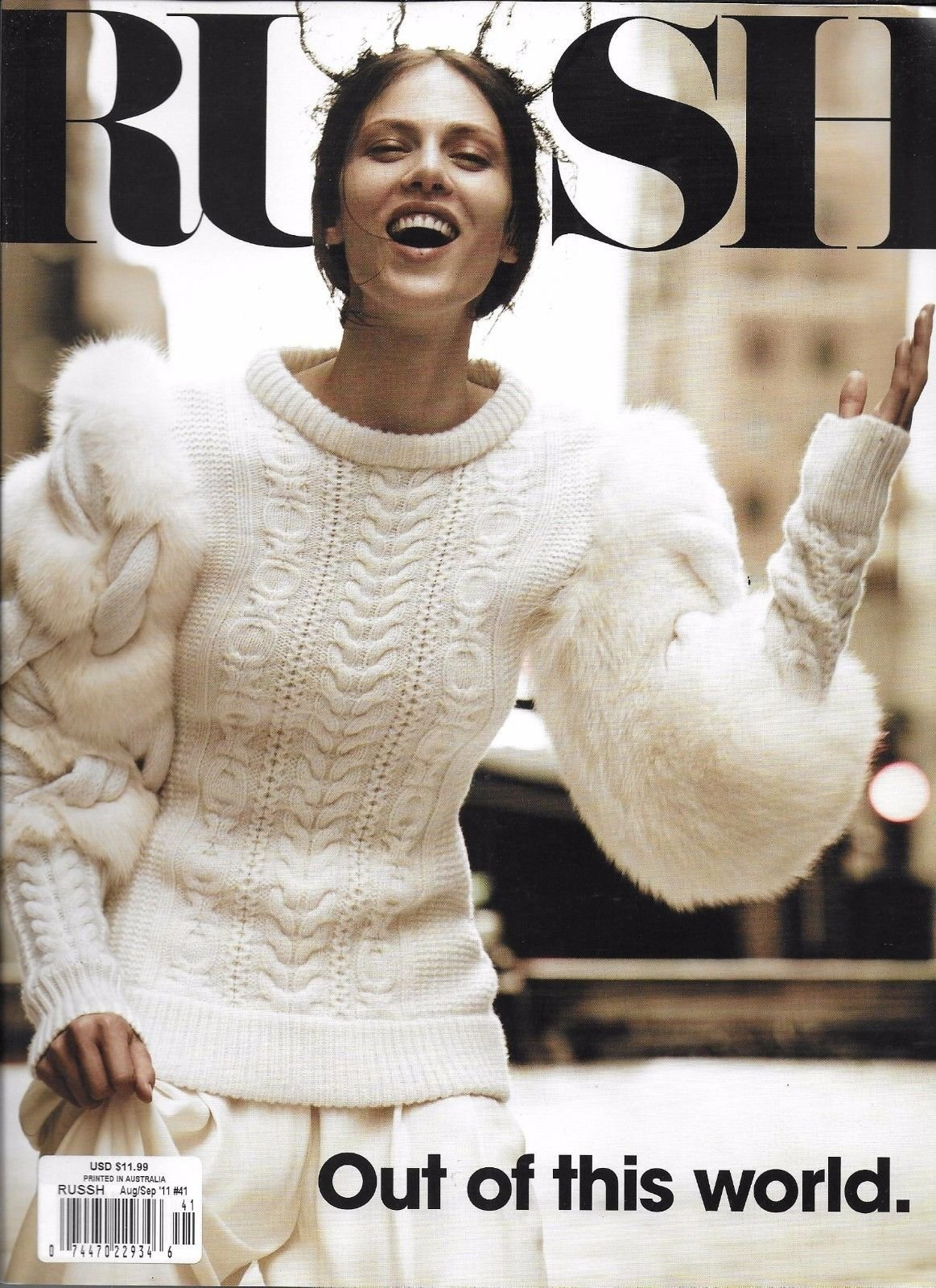 Russh magazine September 2011 PDF Text fb2 book
