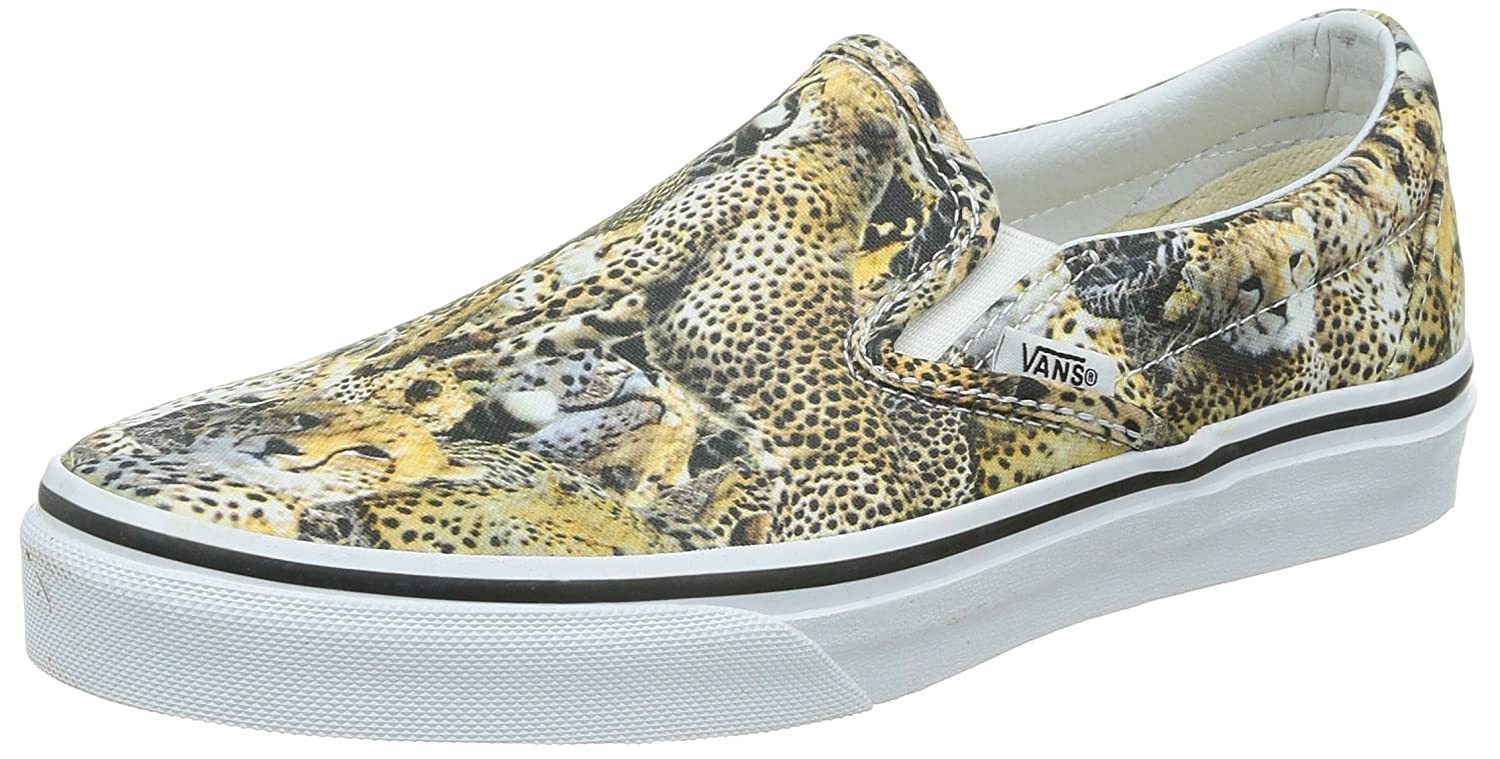 Vans Kenya Classic Slip-on mens skateboarding-shoes VN-0ZMRFGZ