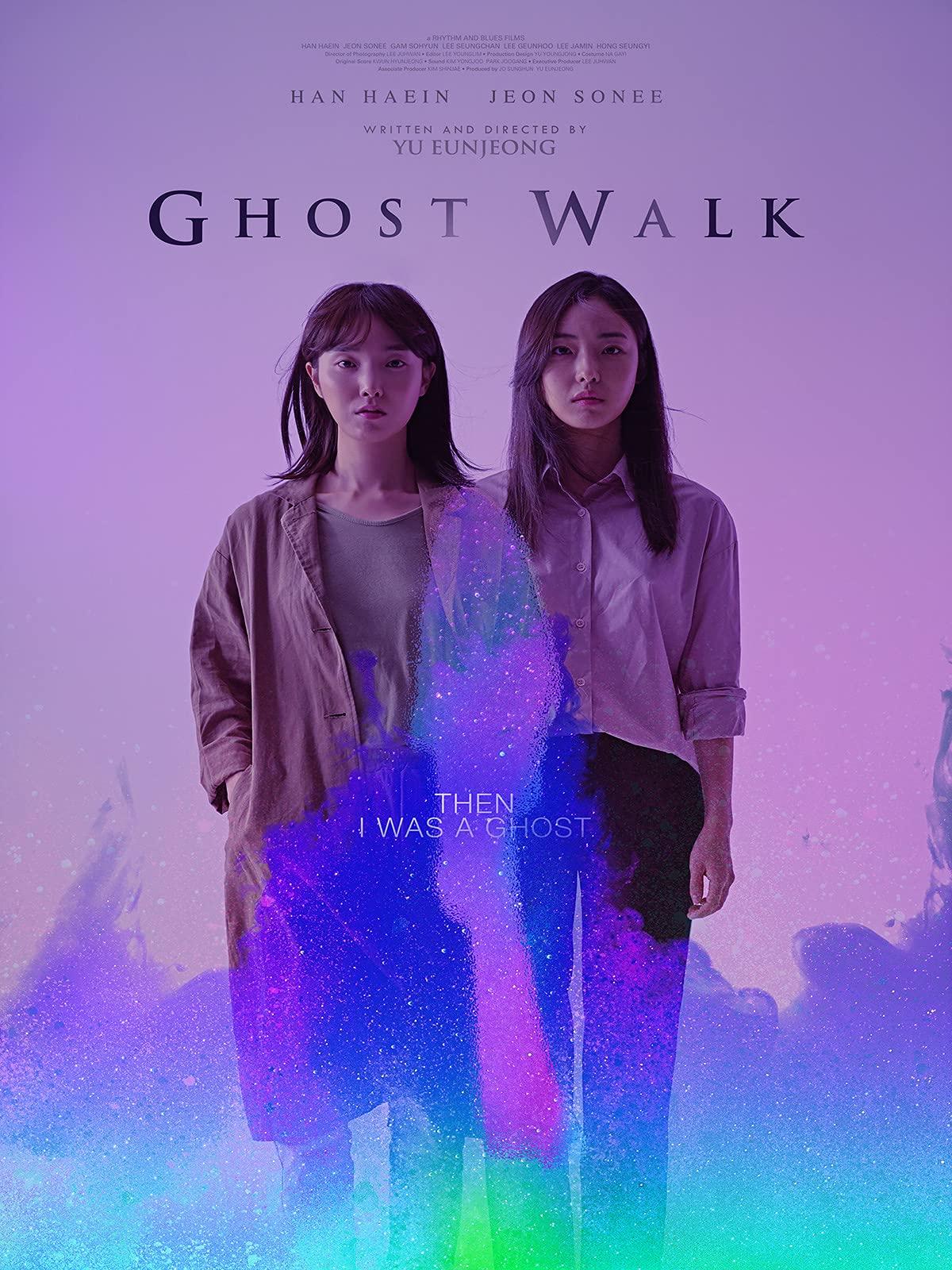 Ghost Walk on Amazon Prime Instant Video UK