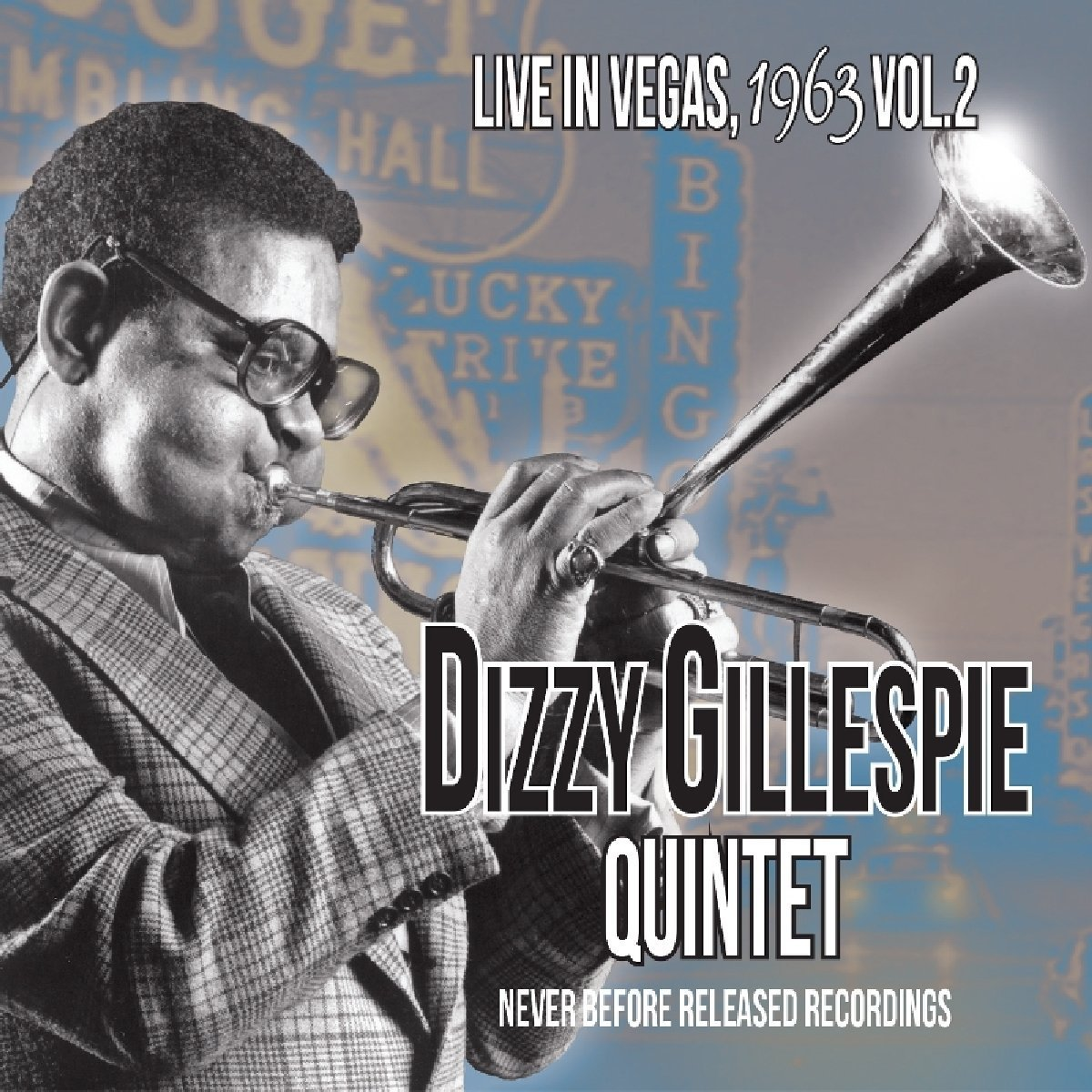 Live In Vegas 1963 Volume 2 by Jazz Rewind Records (Image #1)