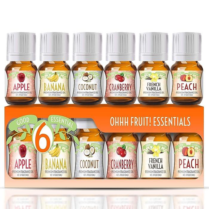 The Best Peach Essential Oil Food Grade