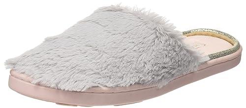 precio competitivo marca famosa último clasificado Women'secret Peluche, Zapatillas de Estar por Casa para Mujer