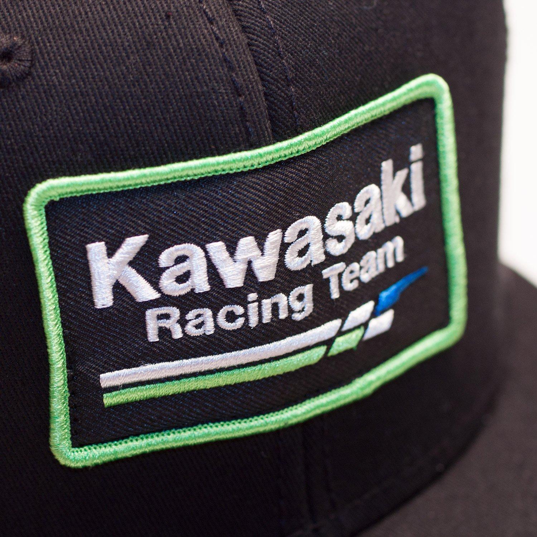 8647120b706 Amazon.com  Factory Effex Kawasaki Racing Hat  Automotive