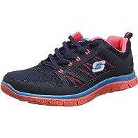 Skechers Women's Flex Appeal Mesh Track and Field Shoes