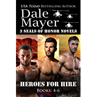 Heroes for Hire: Books 4-6