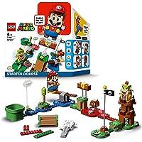 LEGO Kit de construcción Super Mario™ 71360 Recorrido Inicial: Aventuras con Mario, artículo Coleccionable, Juguete y Regalo Creativo para niños (231 Piezas)