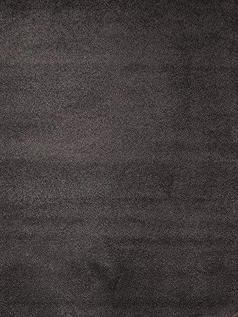 robust strapazierf/ähig Wohnzimmer Kinderzimmer Schlafzimmer Gr/ö/ße:60 x 120 cm schadstoffgepr/üft pflegeleicht havatex Velours Teppich Kontor Farbe w/ählbar Farbe:Anthrazit