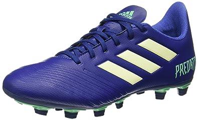 44f397036a6f Adidas Men's Predator 18.4 FxG Uniink/Aergrn/Hiregr Football Boots-6 UK/