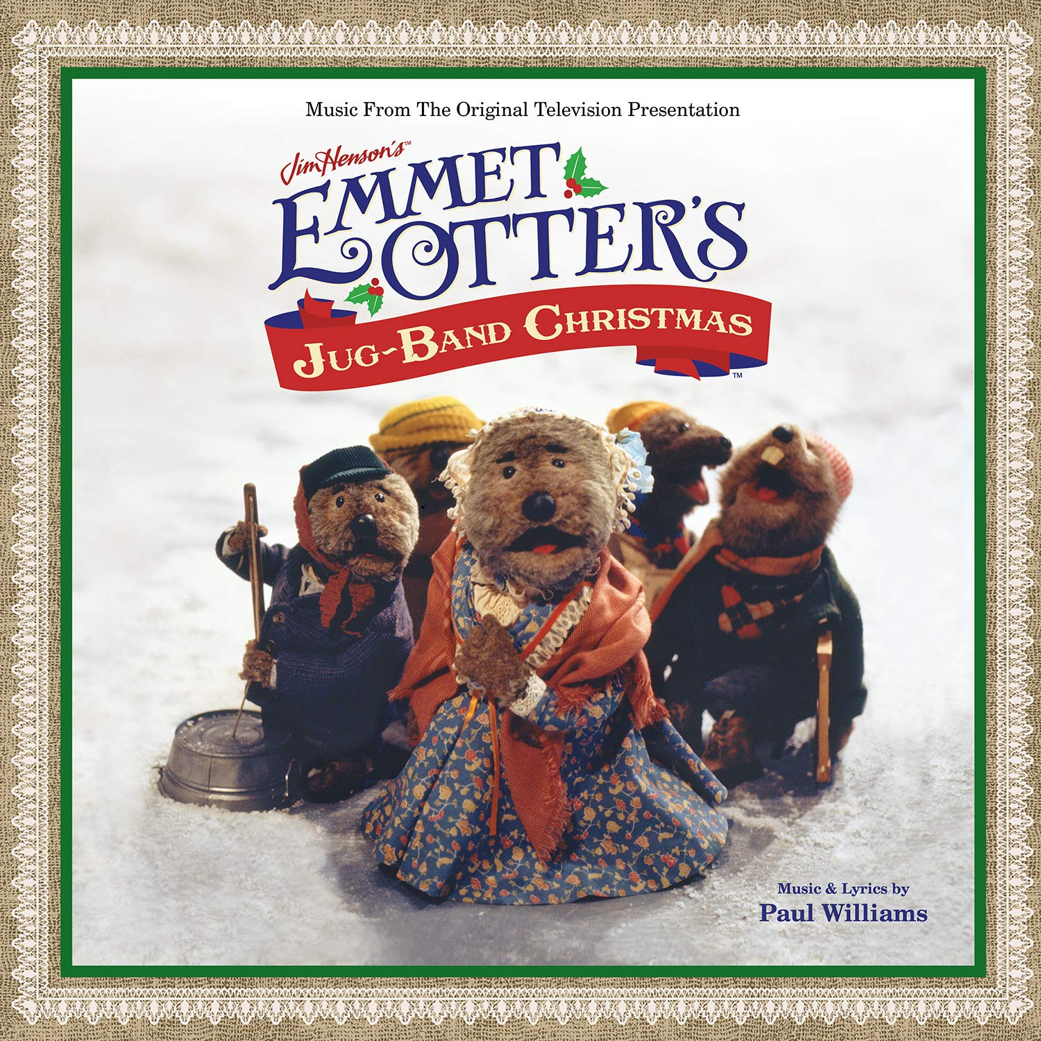 Paul Williams - Jim Henson\'s Emmet Otter\'s Jug-Band Christmas ...