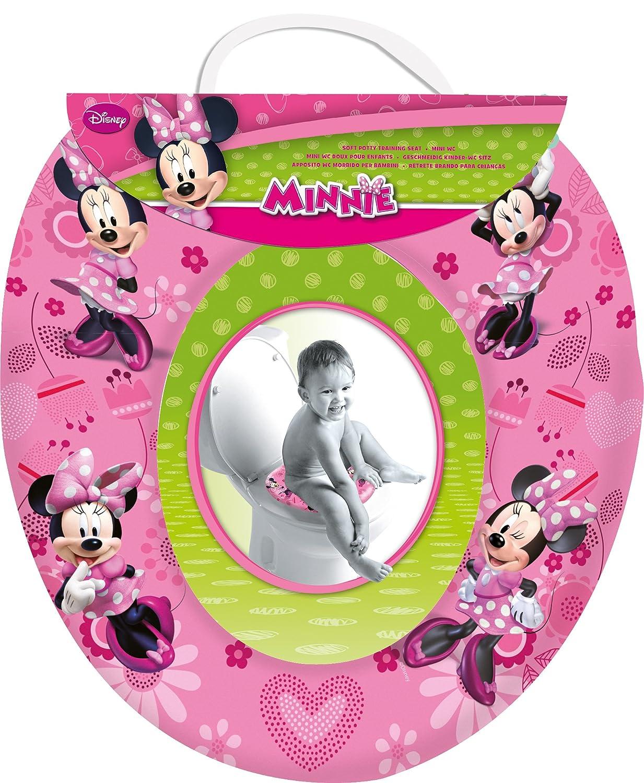 Asiento de inodoro booster- Minnie Mouse Baby BoyzToys 30175
