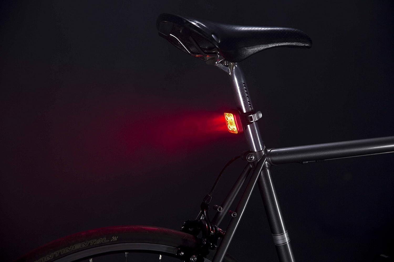 Knog Blinder Mob Horno Eyes luz Trasera para Bicicleta, Color ...