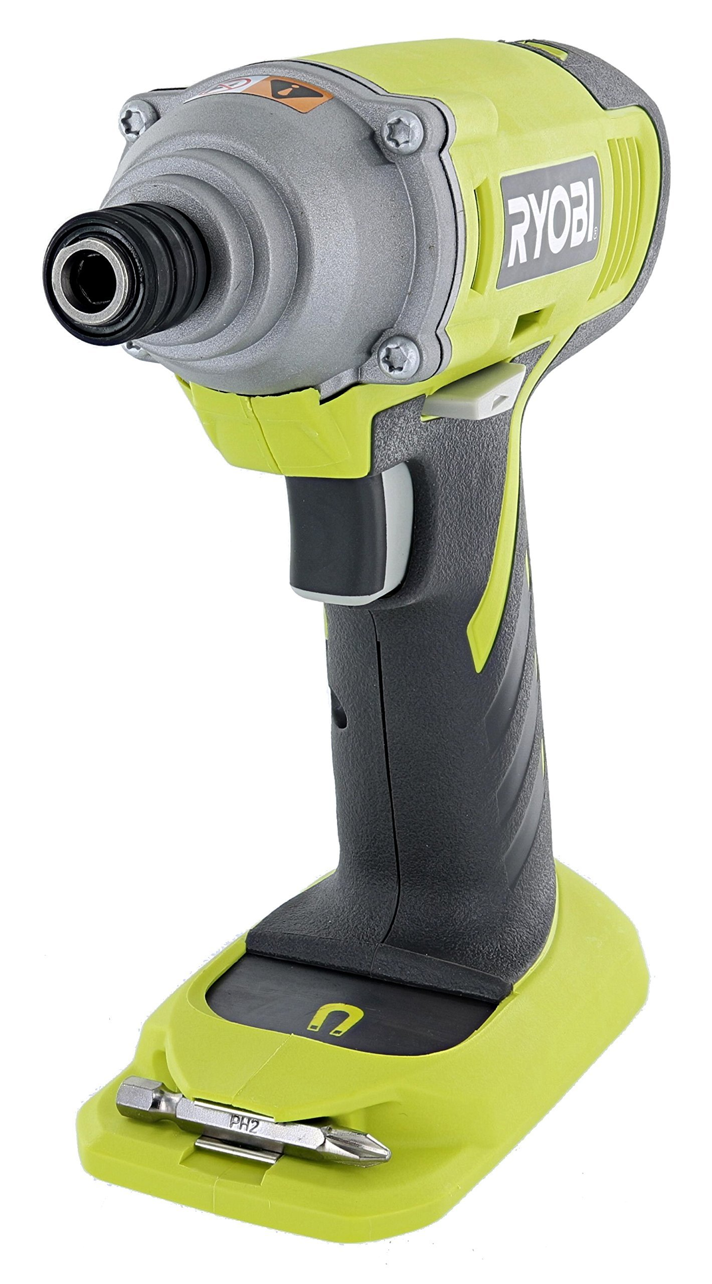 Ryobi P234g One+ 18-Volt Lithium Ion Cordless Impact Driver (Battery Not Included / Power Tool Only) (Certified Refurbished) by Ryobi (Image #4)