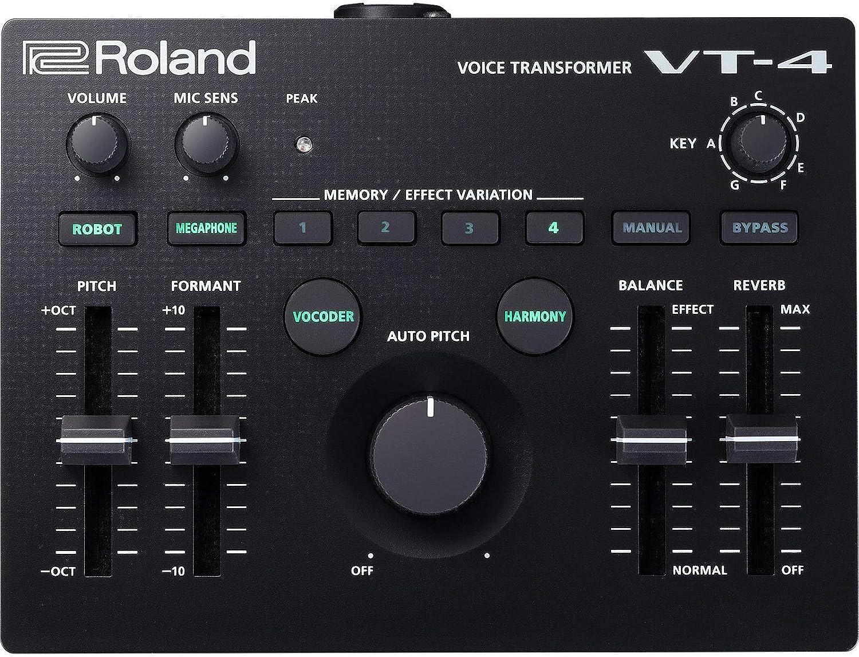 Roland(ローランド)『Voice Transformer VT-4』