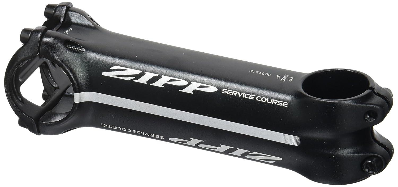 110mm Zipp Service Course Road Stem 6 degree 31.8mm Bead Blast Black //