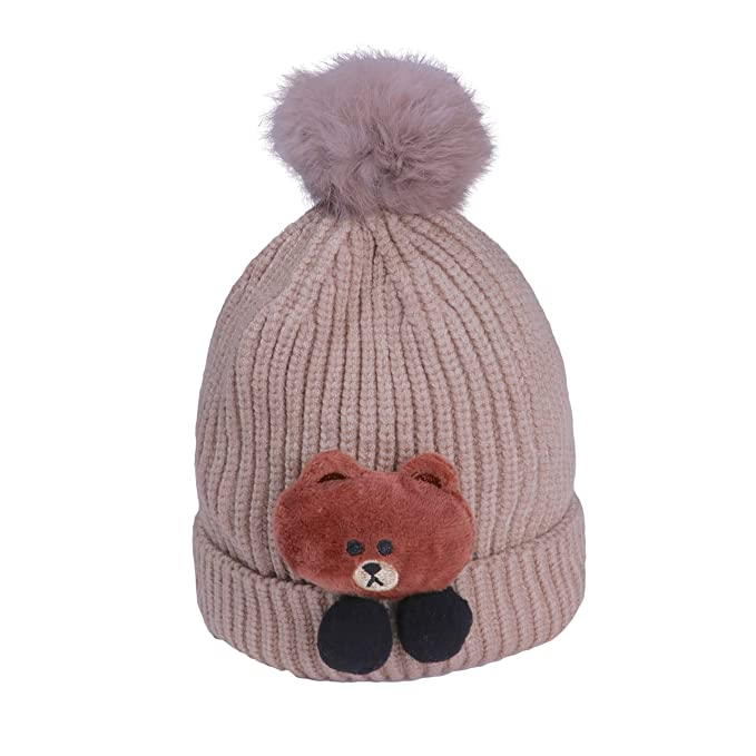 X.NAVY Baby Hat Cute Bear Toddler Beanie Infant Boys Girls Hats Warm for  Fall c20e0a3cf1f