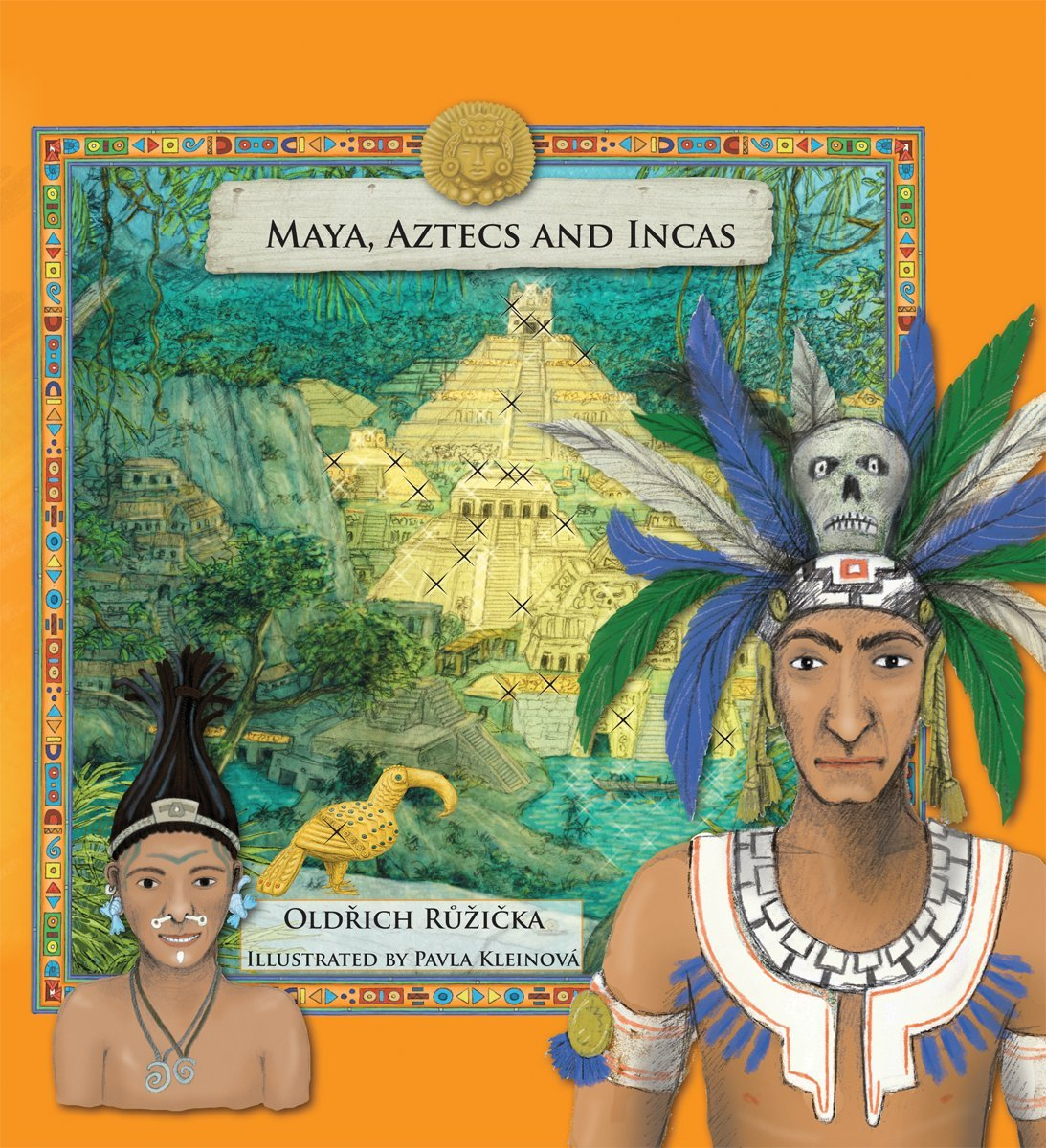 Maya, Aztecs and Incas (Shape Books)