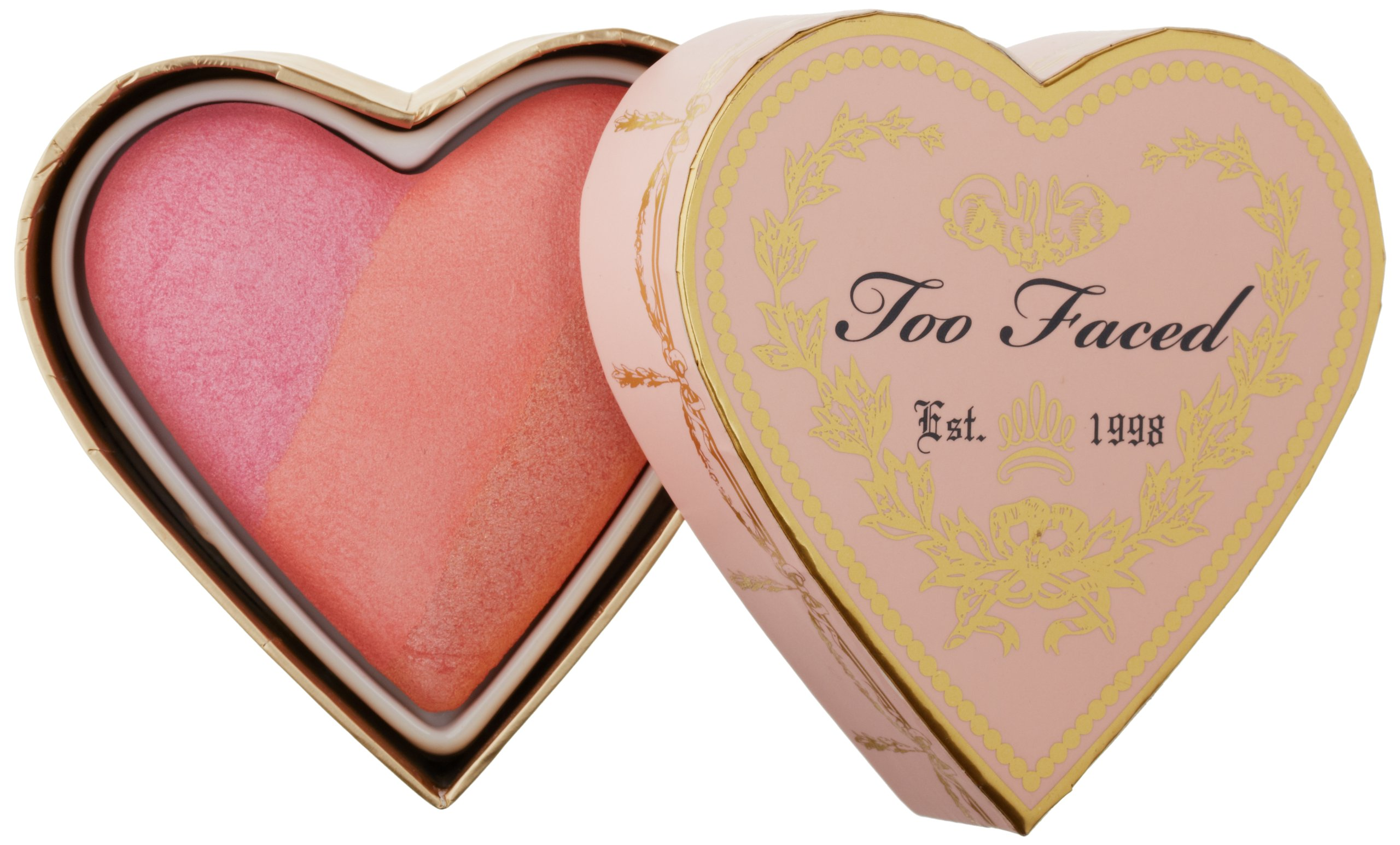 Too Faced Sweethearts Perfect Flush Blush in Candy Glow, 0.19 Ounce by Too Faced
