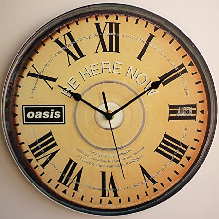 The Oasis Collection - Be Here Now CD ART - 12\
